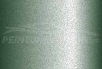Porsche 911 G couleur peinture code 250 266 vert argent métallisé silbergruen silver green metallic
