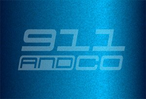 Porsche 911 G couleur peinture code 304 bleu minerve minervablau blue W9W9-W9V9