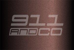 Porsche 911 G couleur peinture code 40D brun metallise espressobraun brown F5F5 F5V9