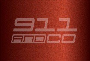 Porsche 911 G couleur peinture code 811 rouge brique ziegelrot metallic lachsrot 82c