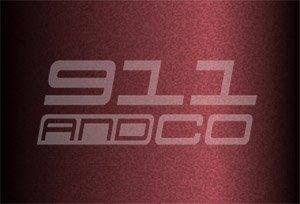 Porsche 911 G couleur peinture code 822 rouge grenat granatrot garnet red metallic