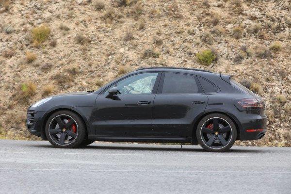 Porsche Macan facelift 2018