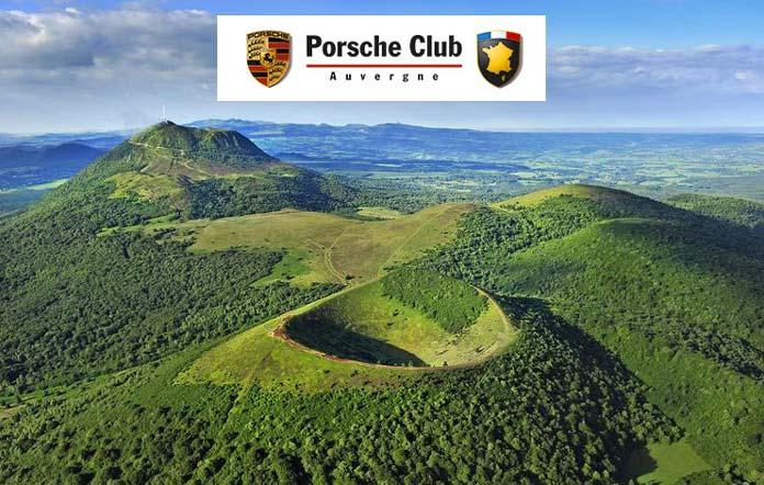 les volcaniques porsche club auvergne