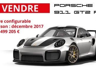 Spéculation Porsche 911 gt2rs 02