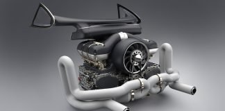 porsche 911 partenariat singer vehicle design williams engineering hans mezger 06