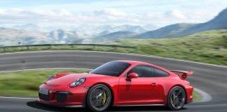 Porsche 911 (991) GT3 mk1