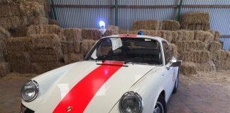 Porsche 911 2.4E Police belge