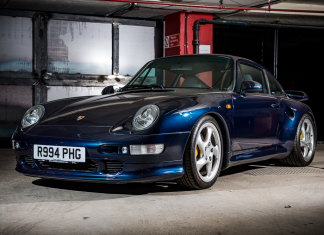 1998 Porsche 911 (993) Turbo 'S'