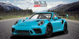 Porsche 911 (991) GT3 RS mk2 2018