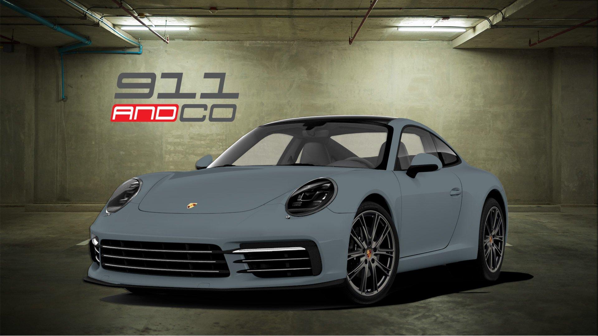 La Future Porsche 911 992 R 233 V 232 Le Son Instrumentation
