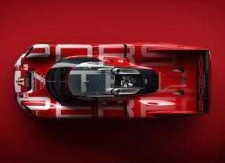 Porsche 908/04 concept-car