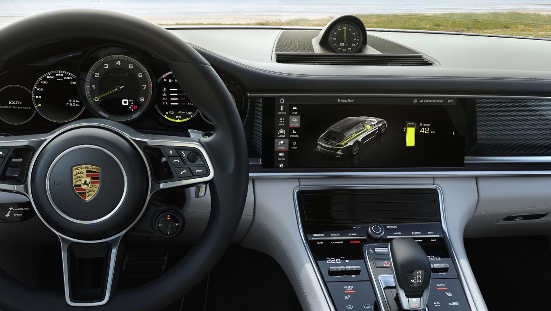 Panamera Turbo S E-Hybrid Sport Turismo 2017