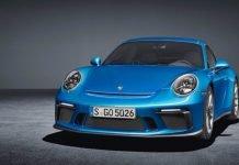 Porsche 911 (991) GT3 Touring 2018