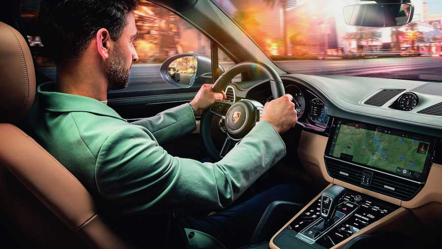 Nouveau Porsche Connect Plus : bienvenue dans la