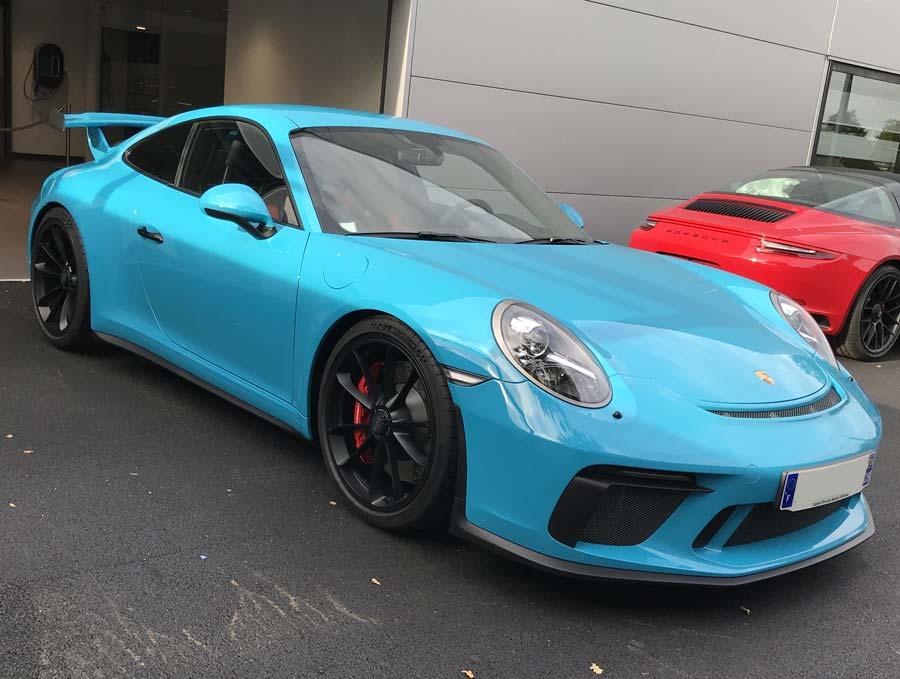 porsche 911 gt3 bleu miami 2017 04 911andco