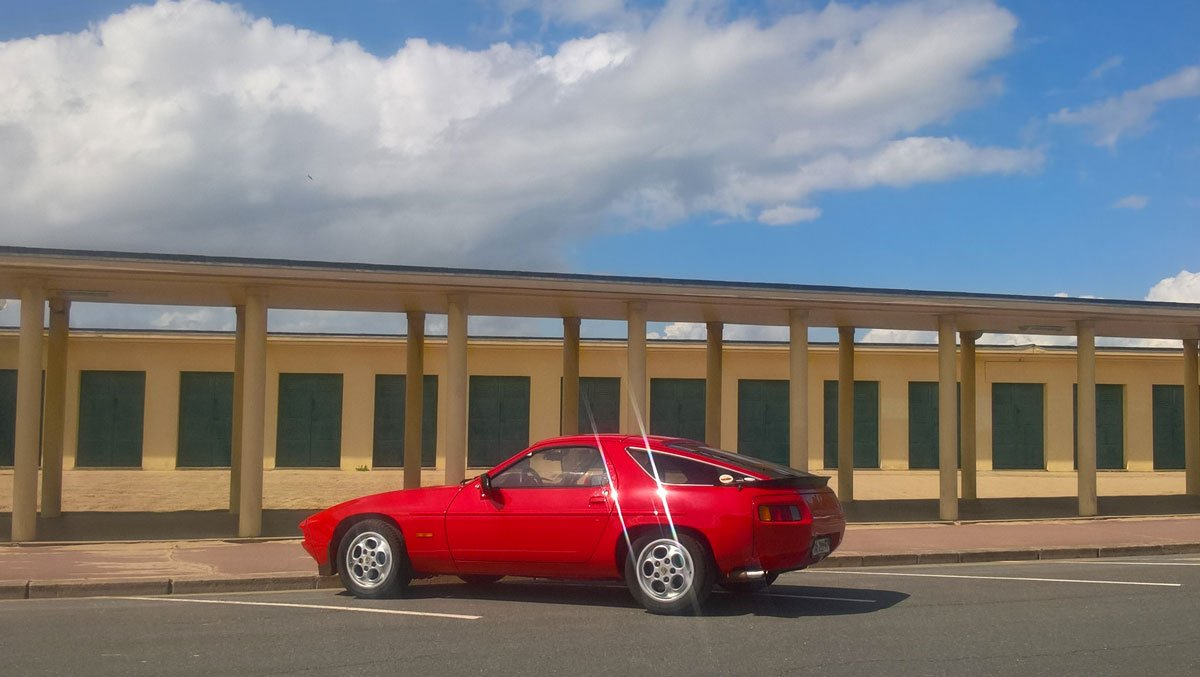 Porsche 928 S 1980 indishrot gards red rouge indien 04