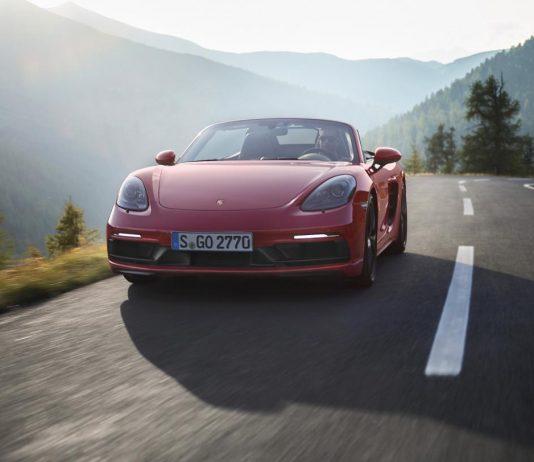 Porsche Boxster Cayman 982 GTS