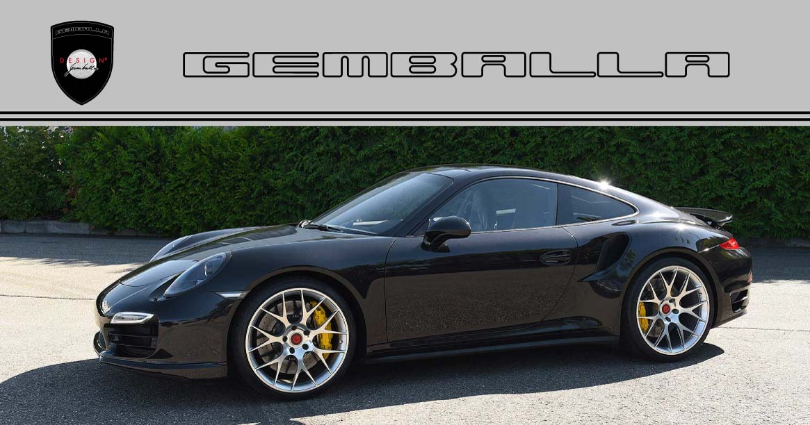 gemballa d voile un kit moteur pour porsche 911 turbo turbo s de 828ch. Black Bedroom Furniture Sets. Home Design Ideas