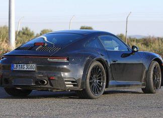 Porsche 992 911 2018 04
