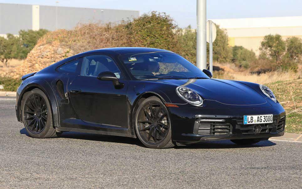 Porsche 992 911 2018 05