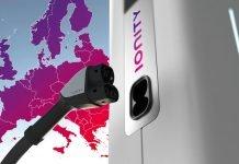 ionity réseau européen stations charges véhicules électriques