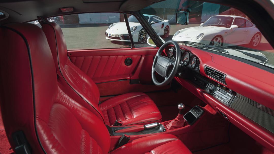 focus porsche 964 turbo 3 6 porsche 993 turbo s. Black Bedroom Furniture Sets. Home Design Ideas