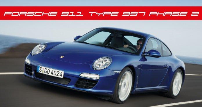 cote porsche 911 Type 997 MK2 Phase-2
