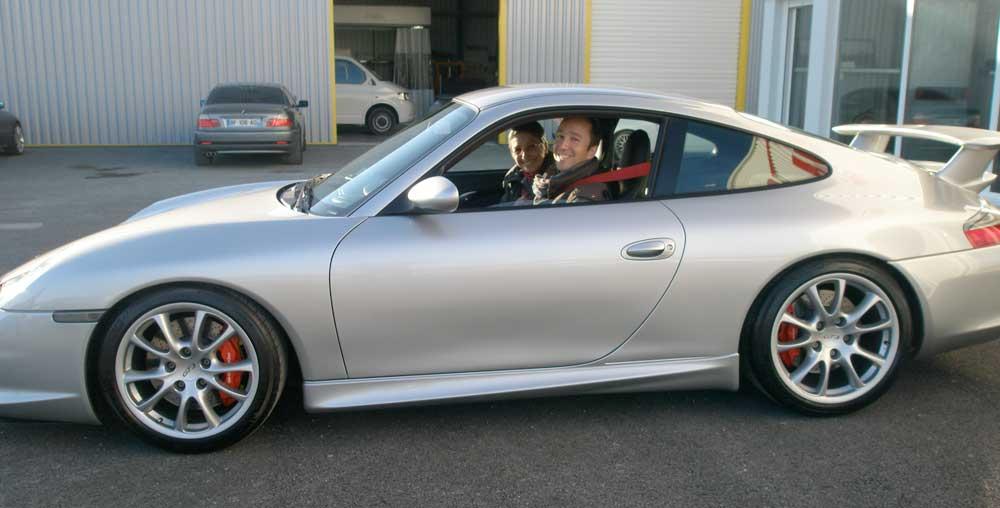 porsche 911 GT3 996 MK2 livraison 03