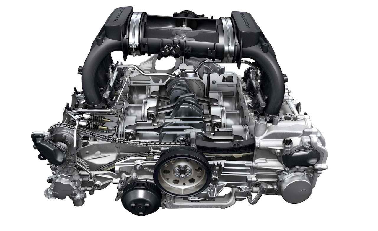 Porsche Flat-6