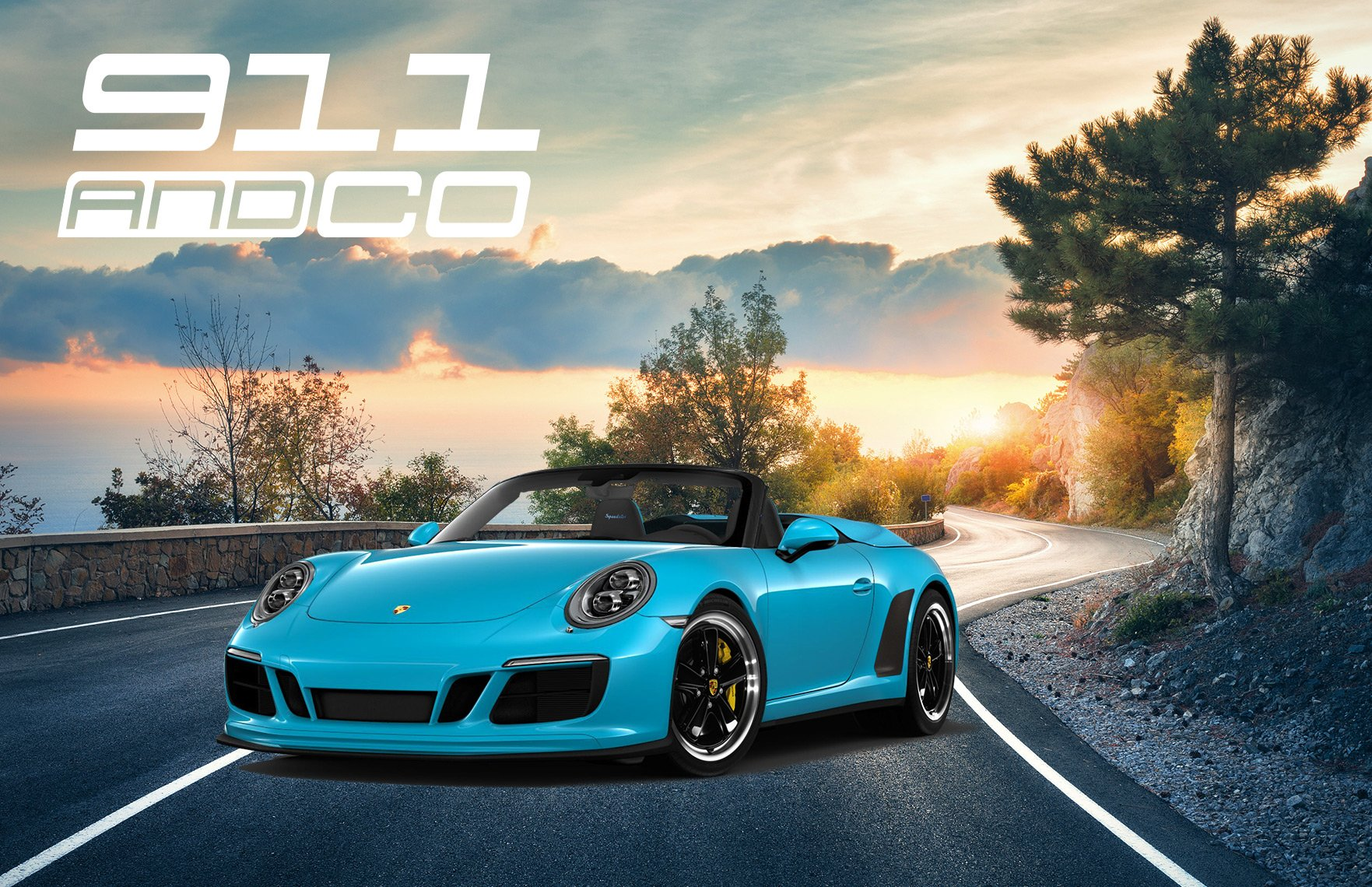 la porsche 911 speedster 991 sera anim e par le flat6 de la gt3. Black Bedroom Furniture Sets. Home Design Ideas
