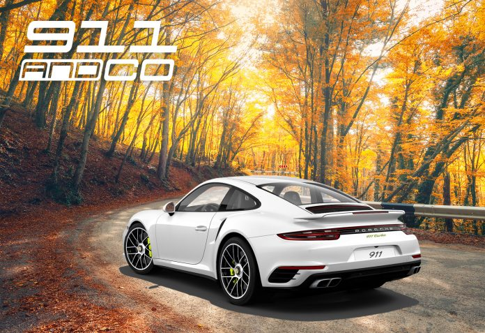 Porsche 911 (992) Turbo hybride