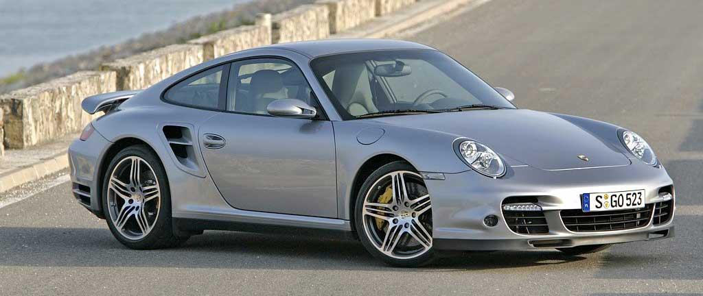 PORSCHE 911 997 Turbo 01