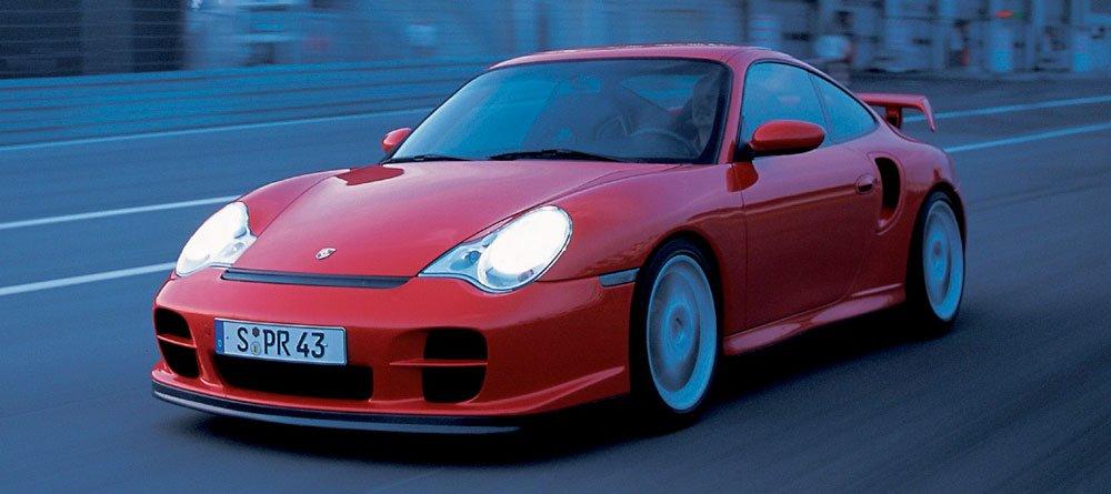 PORSCHE 911 GT2 996 MK2