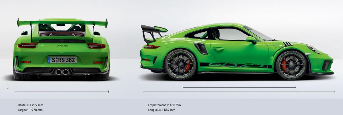 Porsche 911 991 Phase 2-gt3 rs 991 mk2 dimensions 01l