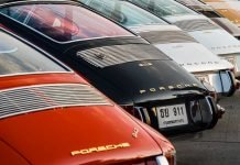 evolution cote porsche 911 occasion