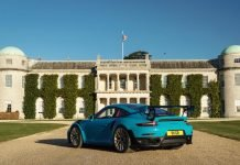 porsche 911 gt2 RS goodwood
