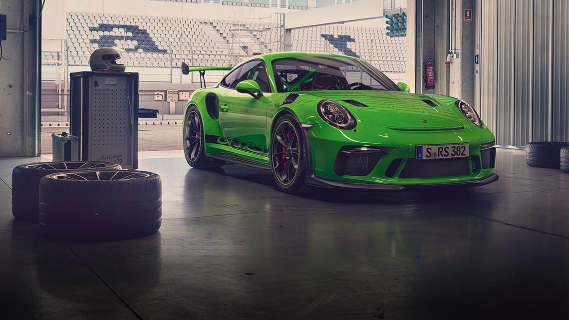 Porsche 911 GT3 RS 991 phase 2 2018 520ch 01