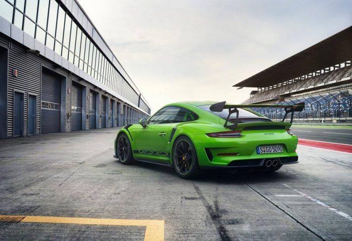 Porsche 911 (991) GT3 RS restylée