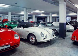 Porsche impression 3D pièces détachées