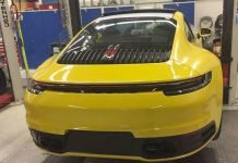 spyshot futur porsche 911 type 992 2018 02