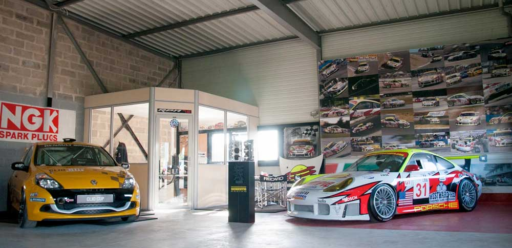 RPM78 garage Porsche indépendant