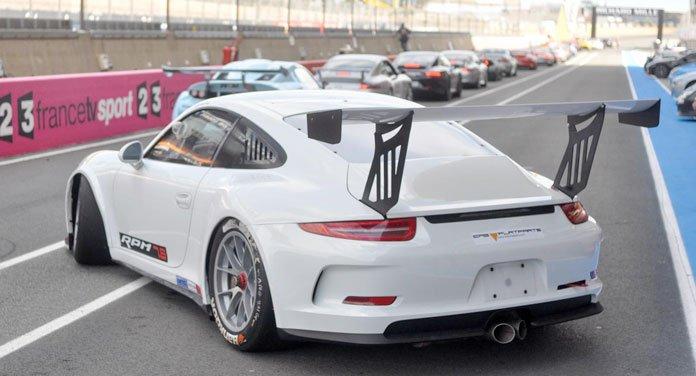 RPM78 préparateur Porsche indépendant