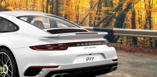 futur porsche 911 992 hybride