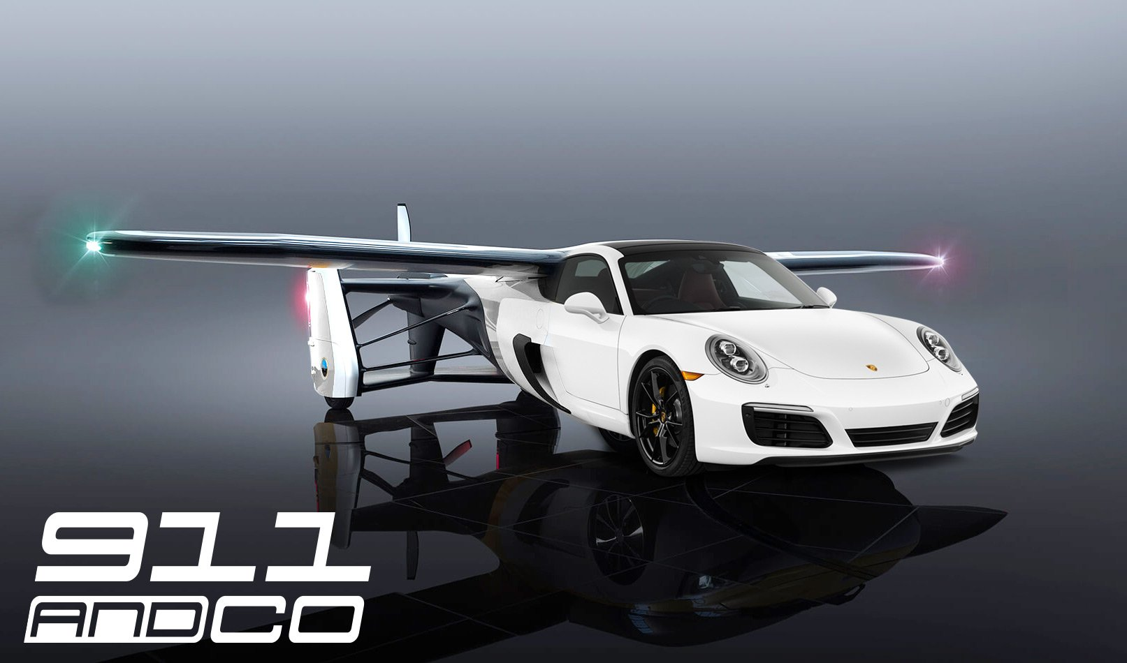 des taxis volants et autonomes porsche y travaille d j. Black Bedroom Furniture Sets. Home Design Ideas