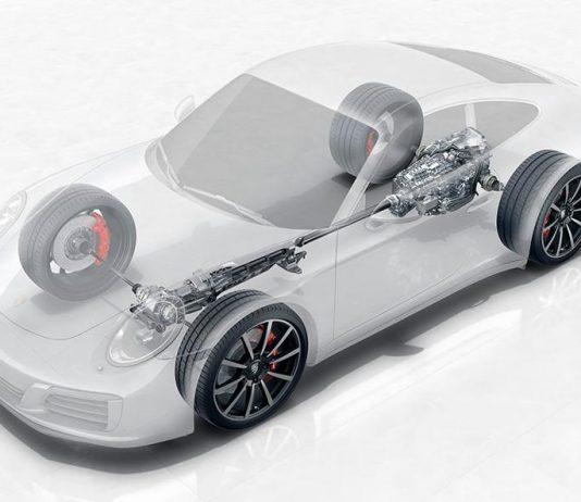Porsche PTM fonctionnement