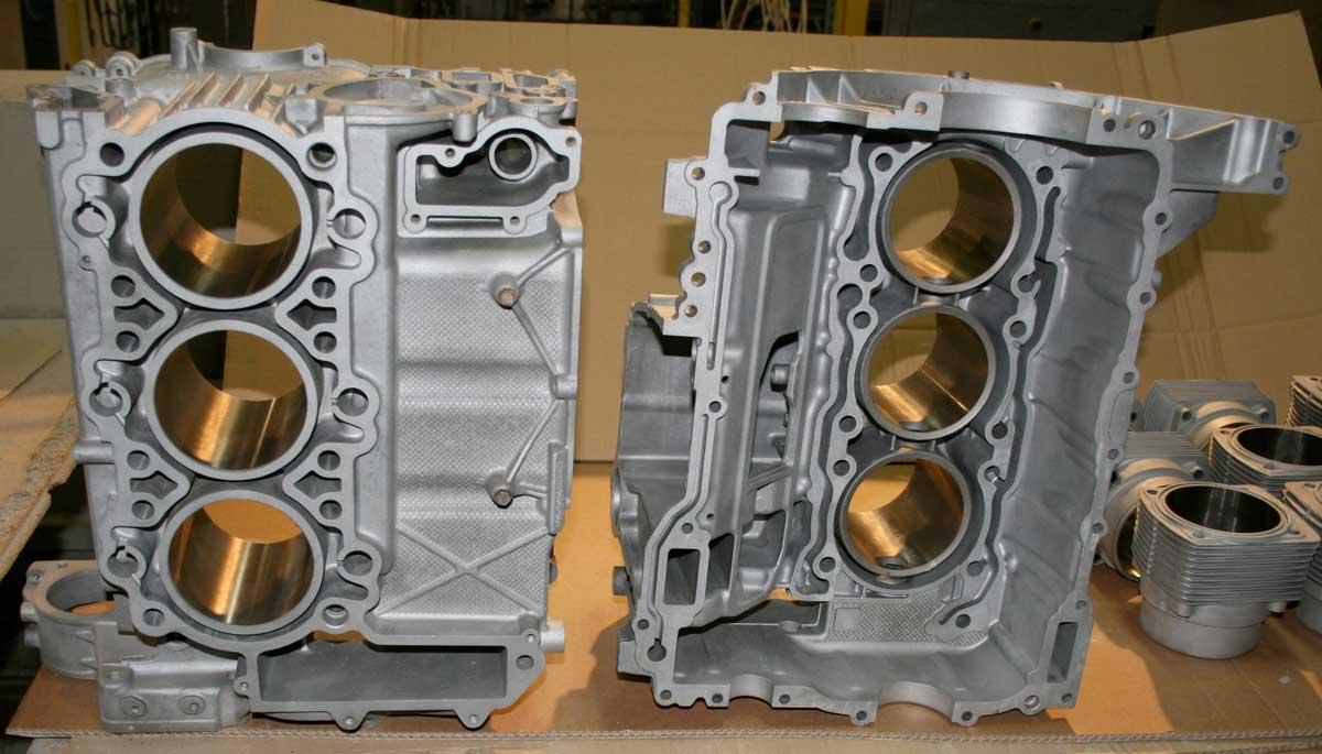 cylindre Porsche 911 996 3.4 traitement Revasil