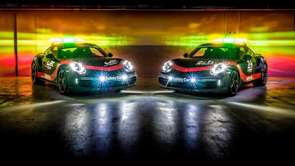 porsche 911 turbo 540 safety car 2018 01