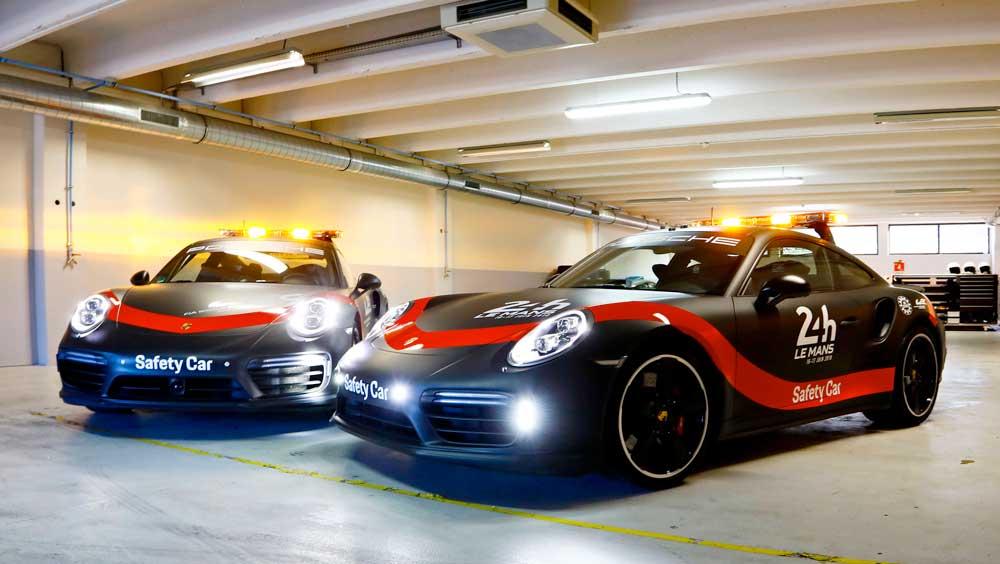 porsche 911 turbo 540 safety car 2018-06