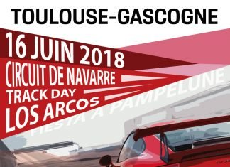Porsche Club Toulouse-Gascogne Flyer Los arcos opt