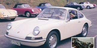 boite de vitesse porsche 911 2l millésime 1965-1969-01